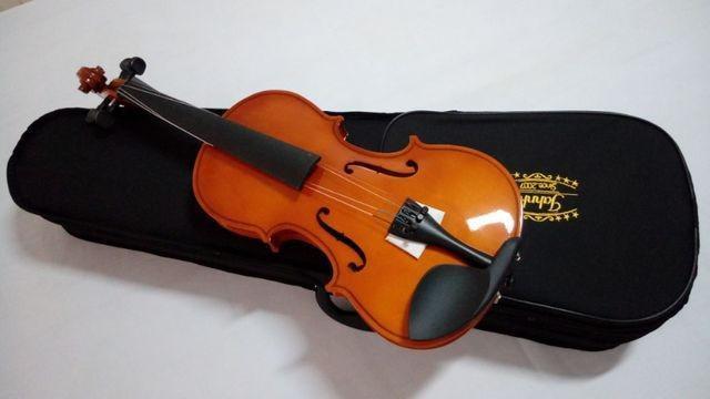 Violino 4/4 jahnke - novo- pronta entrega -parcelo 6x