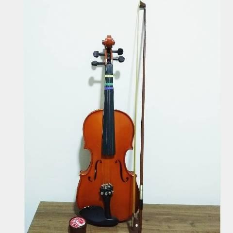 Violino completo + case rígida