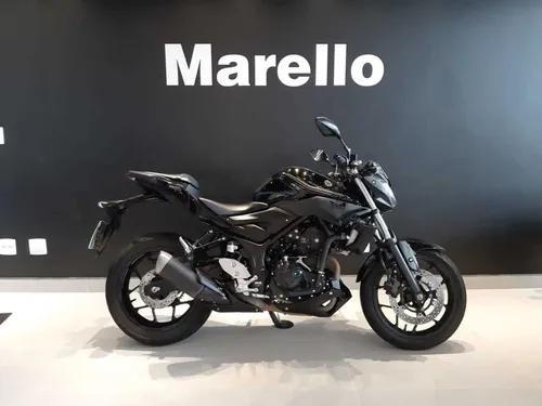 Yamaha mt 03 - honda cb 500 f - kawasaki z300 - 2019 (r)
