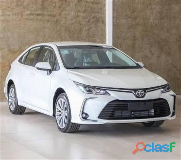 Corolla xei 2.0 16v flex automático 2020 okm
