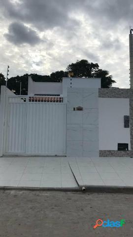 Casa nova na mangabeira