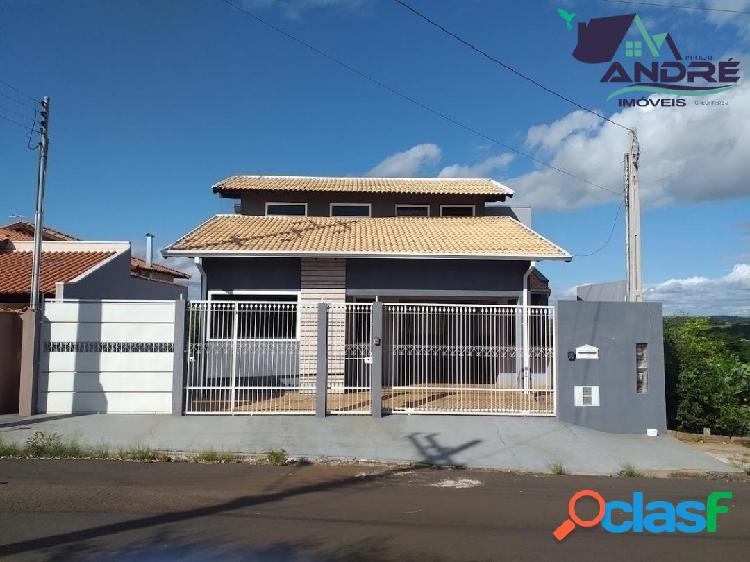 Casa, 321,79 m², 6 dormitórios, bairro jardim ana carolina.