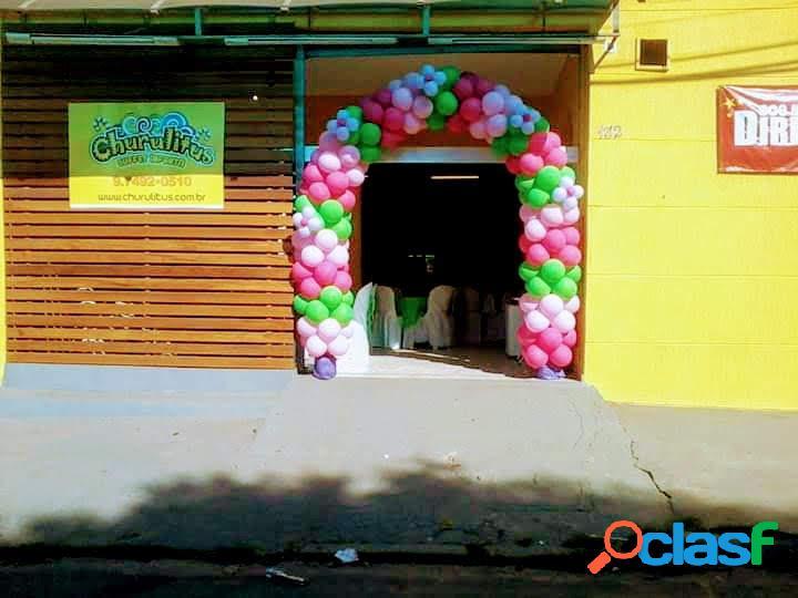 Vende ou troca casa com salão para comercio em várzea paulista