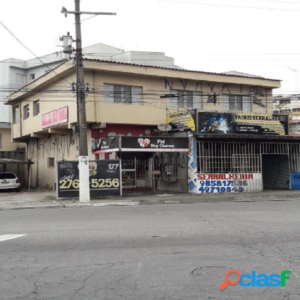 Locação casa comercial ou residencial (vila luzita)