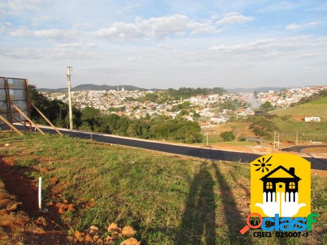 Lotes a partir de 200 m², no valor de R$ 100.000,00. 2