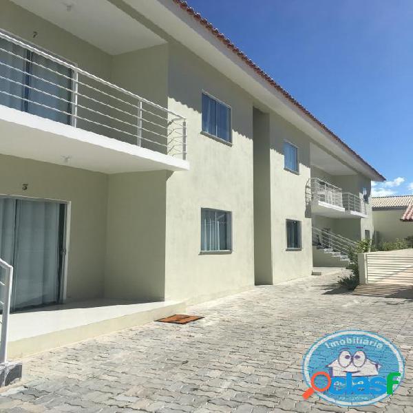 Vendo apartamento 2/4 novo em porto seguro r$285.000,00