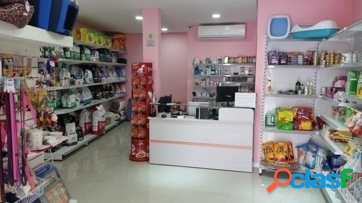 Pet shop e clinica veterinária- itaim bibi