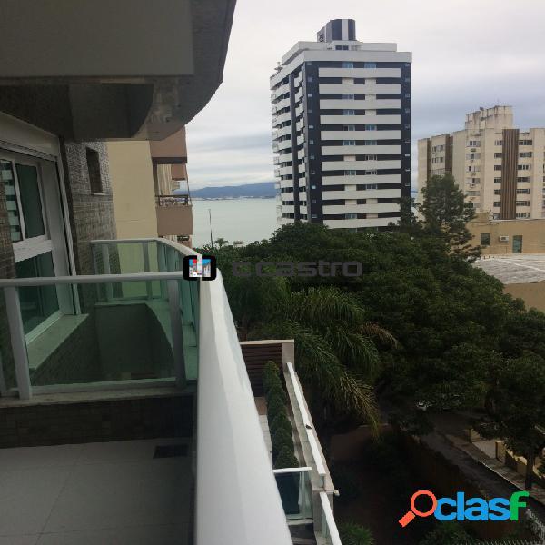 Apartamento 3 quartos 3 suítes - centro - florianópolis