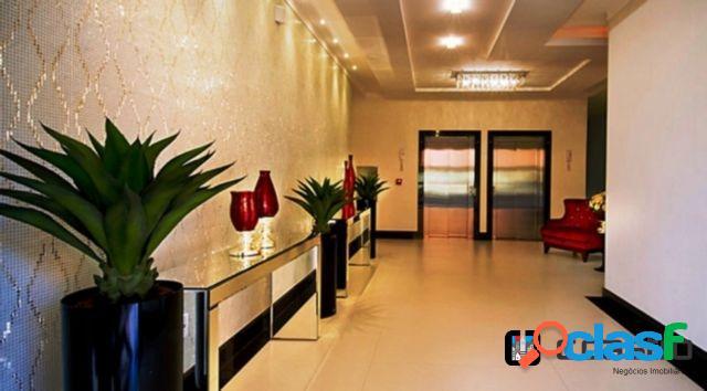 Apartamento 3 quartos/suítes. 2 vagas no centro de itapema
