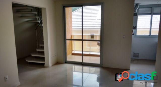 Apartamento duplex 3 quartos (1 suíte) 2 vagas - agronômica