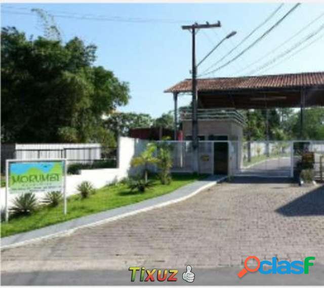 Terreno 424.89 m² no condomínio morumbi no bairro parque 10