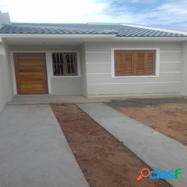 Casa com excelente acabamento no bela vista
