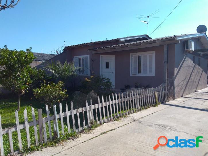 Casa de alvenaria no bairro pasqualini