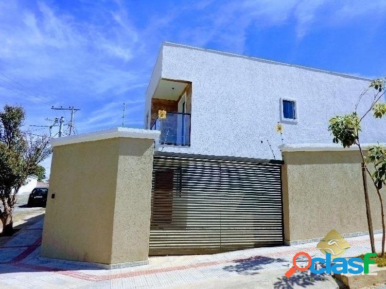 Casa Geminada 3Q 2V Bairro Santa Mônica 2