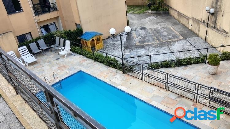 Apartamento 64m²/ 1 vaga - conj. res. iomerê (pq. albina)