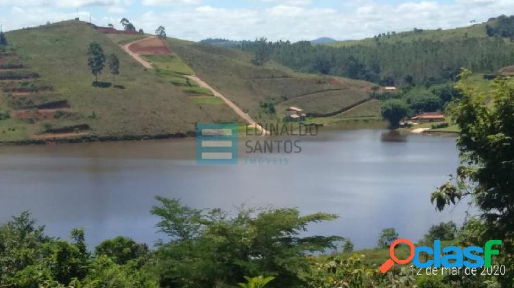 Nautico remonta - terrenos junto a represa financiados - edinaldo santos