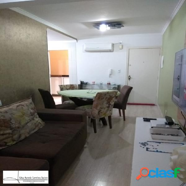 Apartamento s/cond.2 dorms.1 suíte - 1 vg.vila guaraciaba - santo andré