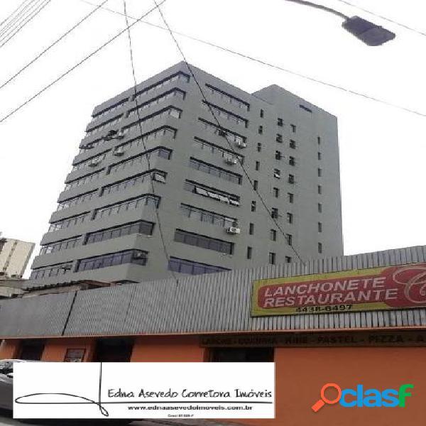 Venda/locação - sala comercial reformada - 50m² - centro - santo andré - sp