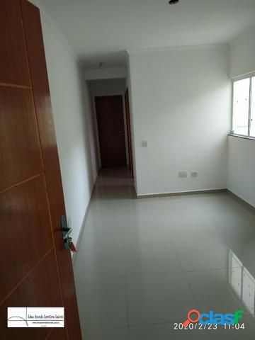 Apartamento s/cond.2 dorms.1 vaga - jd.ana maria - santo andré.