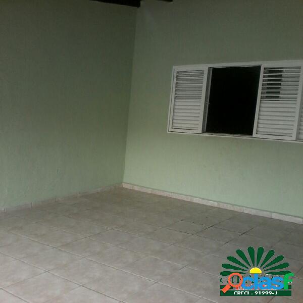 Casa 2 dormitórios jd califórnia bragança paulista
