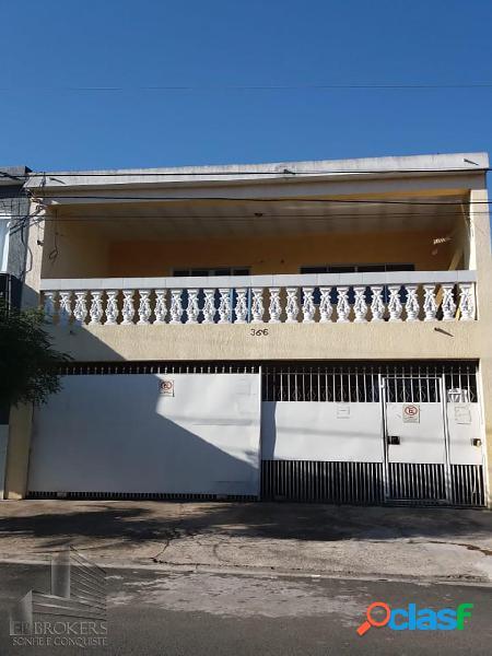 Casa sobrado em parque das paineiras região norte de sorocaba