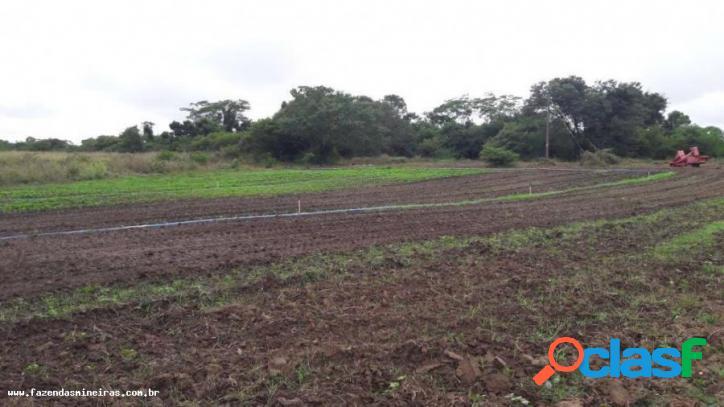 Fazenda para venda em santo hipólito / mg no bairro fazenda com aptidão para agricultura intensiva, pecuária leite/corte