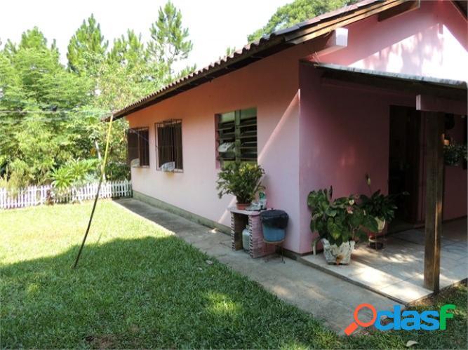 Sitio 4 hectares, frente para rs 040, casa, galpão, piquetes, águas claras