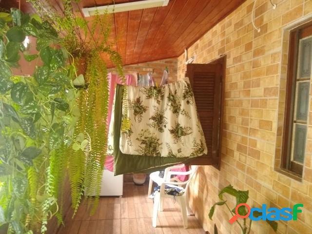 Bela Casa de alvenaria 120m², Salão de festas, São Lucas/ Viamão 1