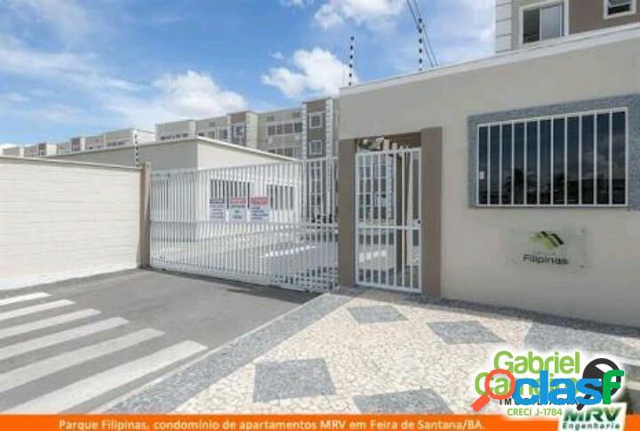 Aluguel de apartamento no condomínio parque filipinas/tomba