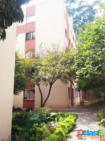 Apartamento - condomínio baixo - prédio sem elevador