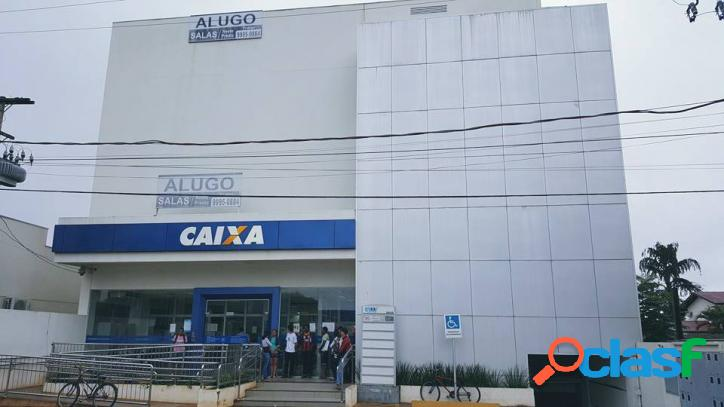 SALAS COMERCIAIS EM SORRISO-MT - CONDIÇÕES ÚNICAS!