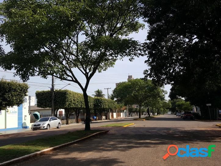 TERRENO COMERCIAL DE ESQUINA NO CENTRO SORRISO-MT 1