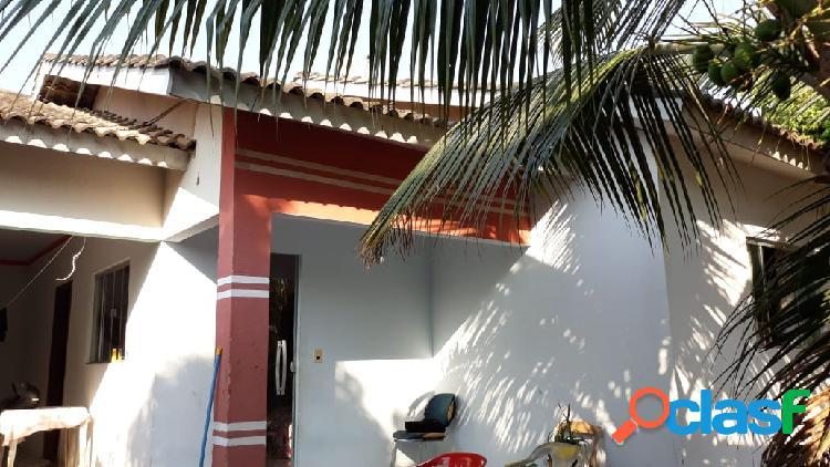 2 casas no residencial taiamã ii em sorriso-mt