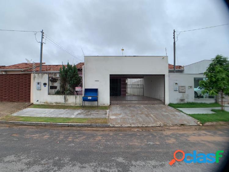 Casa averbada com terreno de 12x24 no bairro pinheiros ii