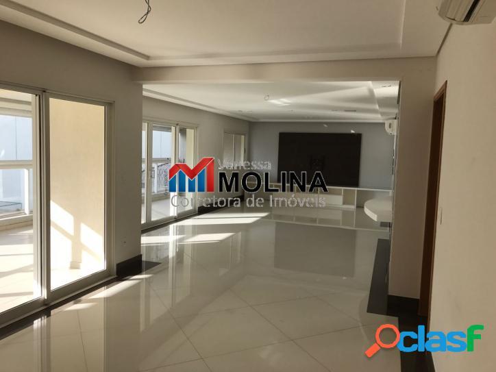 Apartamento alto padrão 4 suítes para venda ed saint moritz