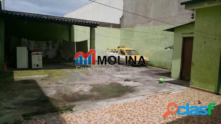Terreno com casa para Venda RUA ANTONIO MARTORELLI 3