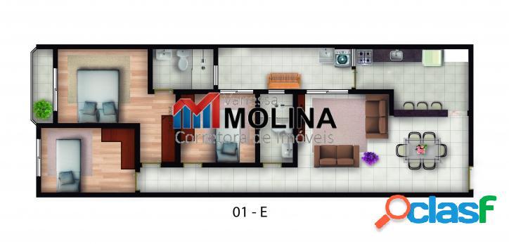 Apartamento 3 dormitórios para venda pronto pra morar