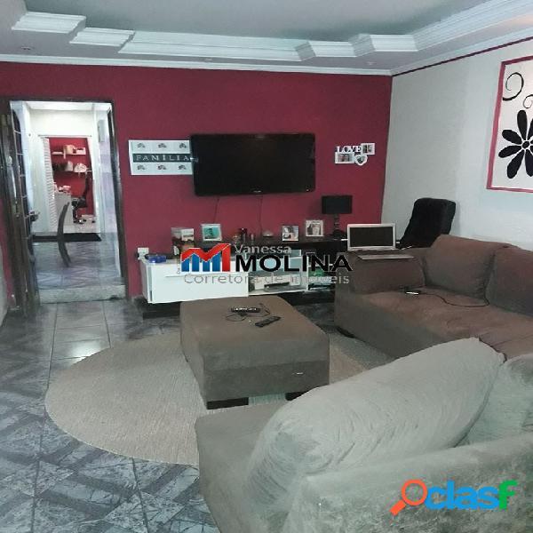 Casa térrea 3 dormitórios para venda pq novo oratório