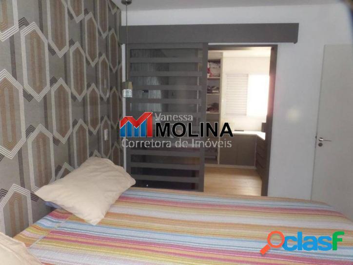 Cobertura 3 dormitórios para venda rua aparecida