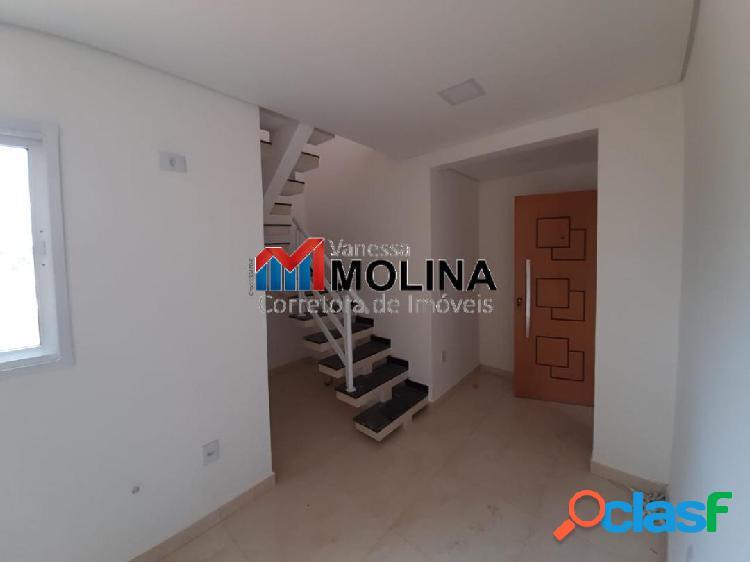 Venda de apartamento cobertura sem condomínio bairro valparaíso santo andré