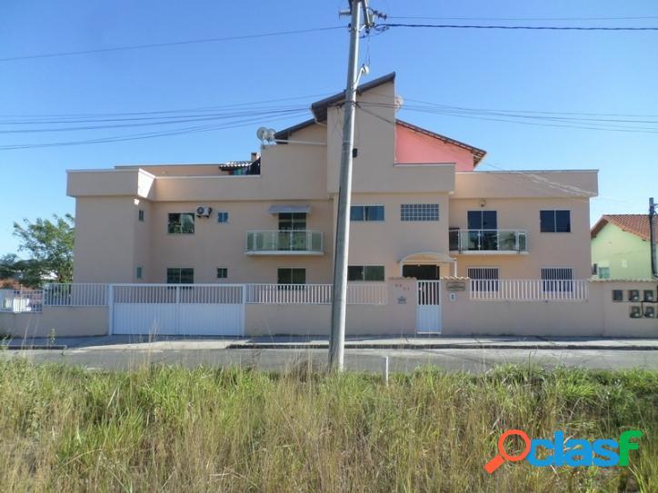 Cobertura duplex 3 quartos (2 suítes) são pedro da aldeia