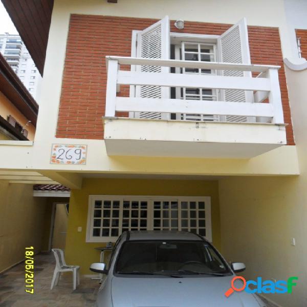 Casa 143 m2, 3 suítes, 3 vagas jd londrina portal do morumbi