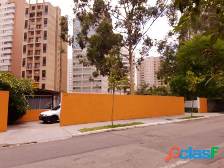 Terreno 836 m2 e 166 m2 a/c (ZC) no Portal do Morumbi SP, Morumbi 3
