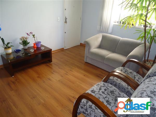 Apartamento 3 quartos, suíte, ótima localização- B. Cidade Nova 1