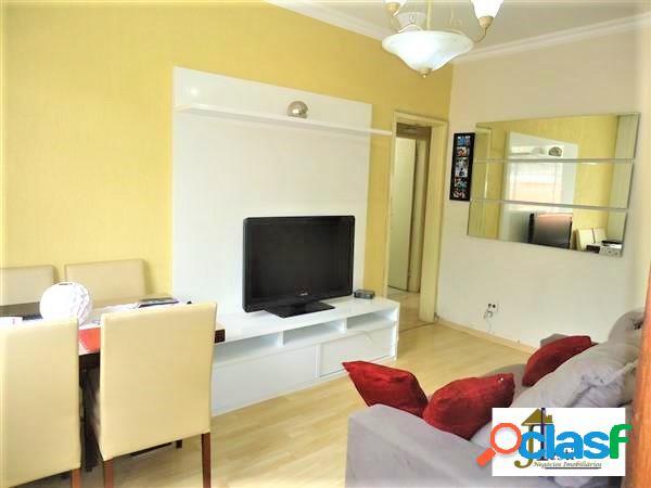 Apartamento reformado, 3 quartos, 1 vaga - b. sagrada família