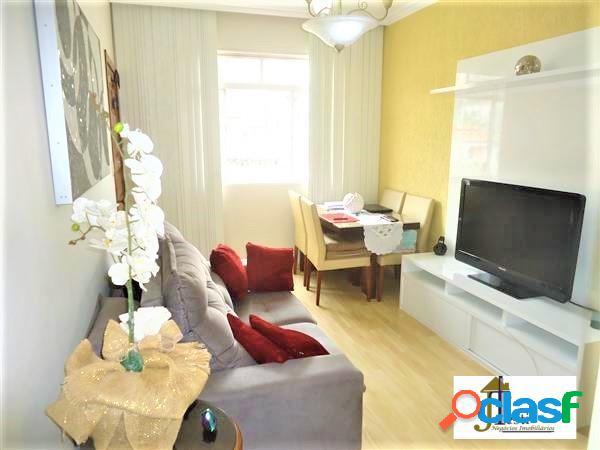 Apartamento reformado, 3 quartos, 1 vaga - B. Sagrada Família 1