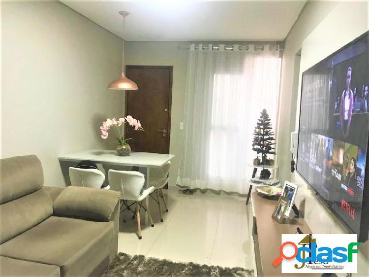 Apartamento reformado e decorado, 3 quartos, 1 vaga - b. sagrada família.