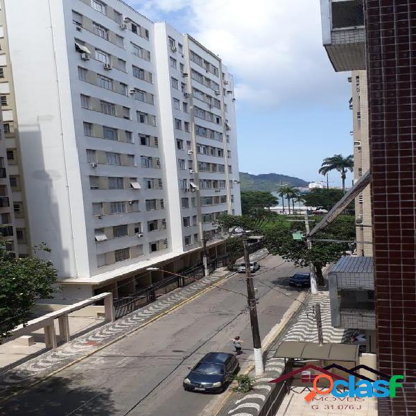 Oportunidade - apartamento 3 dorm - 2 vagas - ponta da praia - santos