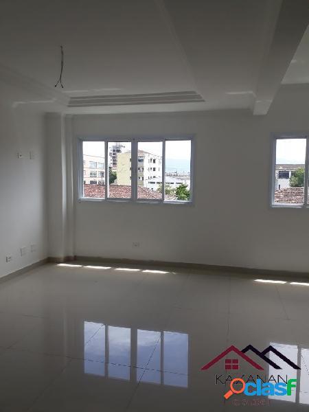 Apartamento duplex 3 dormitórios em São Vicente
