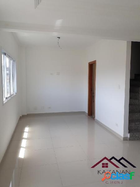 Apartamento duplex 3 dormitórios em São Vicente 2